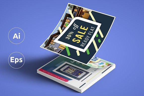 Real Estate Promotional Brochure
