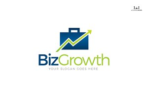 Biz Growth Logo
