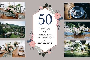 50 photos of wedding decoration