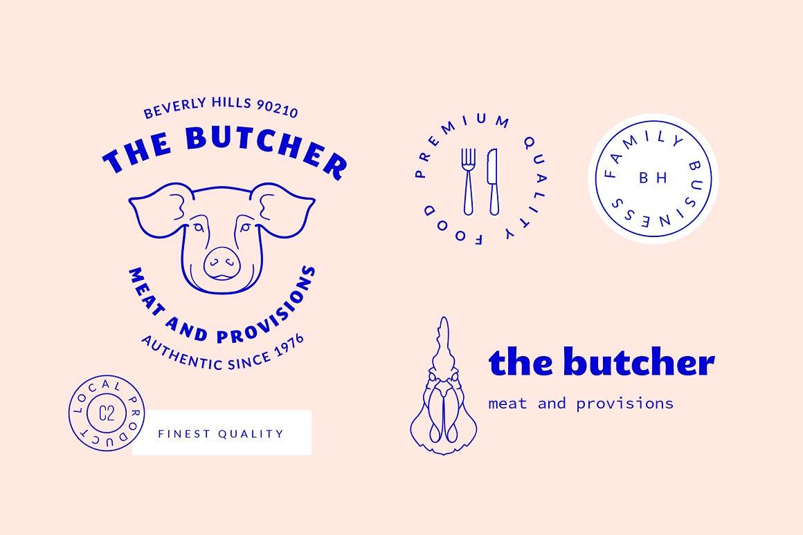 100 Logo Design Ideas for Designers Who Are Stuck ~ Creative