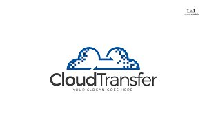 Cloud Transfer Logo