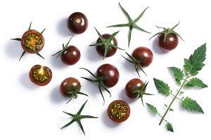 Tondo Nero Tomatoes