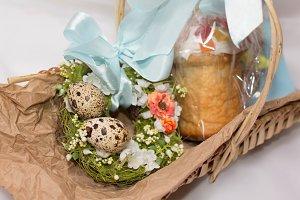 blue Easter