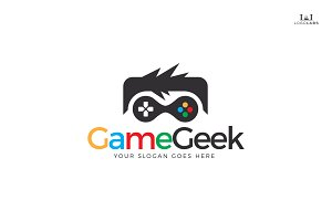 Game Geek Logo