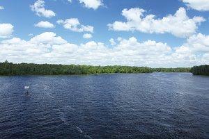 Black Creek river