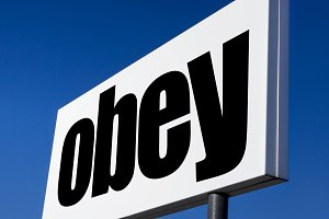 Order to OBEY