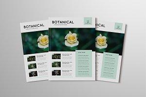 Botanical Newsletter