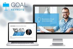 Goal - Keynote Template
