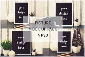 Picture Mock-up Pack #3