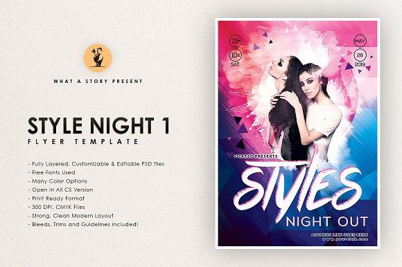 Style Night 1
