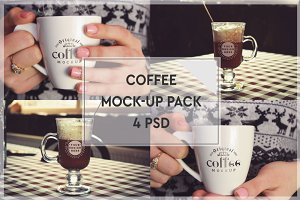 Coffee Cup/Mug Mock-up Pack #5