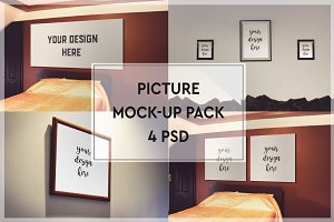 Picture Mock-up Pack#1