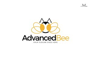 Advanced Bee Logo