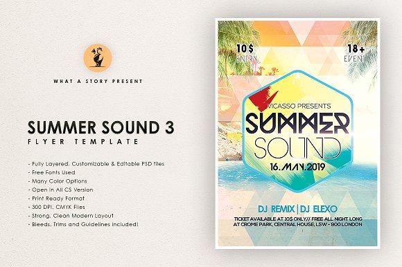 Summer Sound 3
