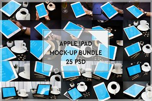 BUNDLE - 25 iPad Mock-up#4