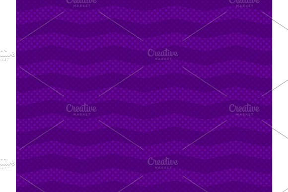 Purple Halftone Background Vector Illustration