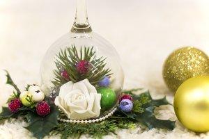 Christmas tree, decorative Christmas