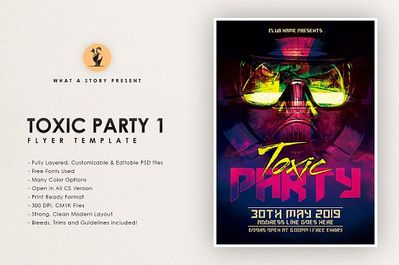 Toxic Party 1