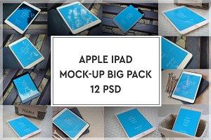 Apple iPad Mock-up Big Pack#1