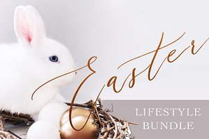 EASTER. LIFESTYLE BUNDLE.