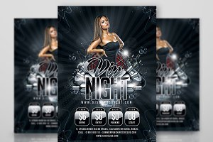 Vip Night Flyer