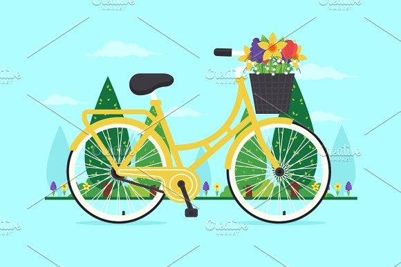 Spring Bike