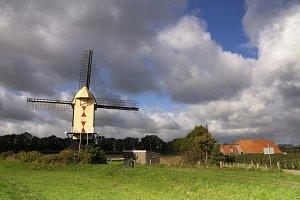 Windmill near Batenburg