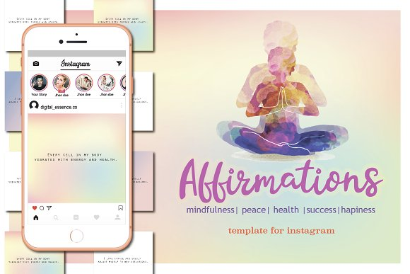 Affirmations Quotes For Instagram