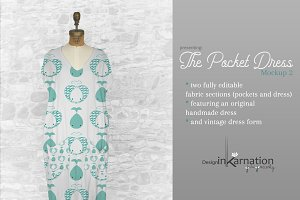 Pocket Dress Mockup 2