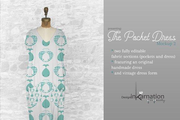 Pocket Dress Mockup 2