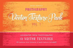 Vector Texture Pack Vol. 1