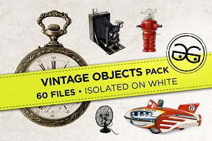 Vintage Objects Pack