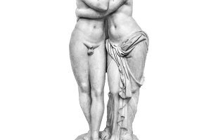 Eros and Psyche Sculpture Photo