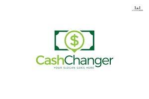 Cash Changer Logo