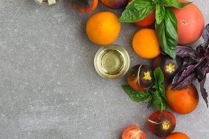 Tasty Organic tomatoes