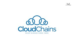 Cloud Chains Logo