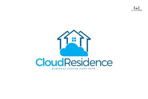 Cloud Residence Logo
