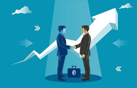 Handshake Successful Deal Business