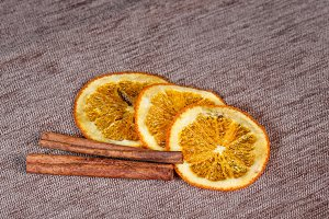 Citrus and cinnamon