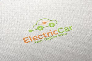 Electric Car | Logo Template