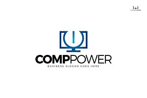 Comp Power Logo