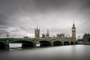 London, Westminster Bridge