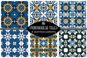 Set 117 - 6 Seamless Patterns
