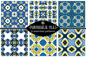 Set 118 - 6 Seamless Patterns