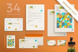 Branding Pack | Eco House