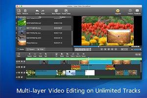 Movie Video Editor MovieMator Mac