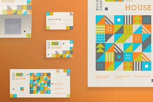 Print Pack | Eco House
