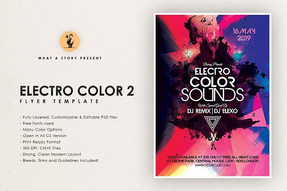Electro Color 2