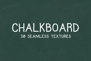 Seamless Chalkboard Textures (V2)