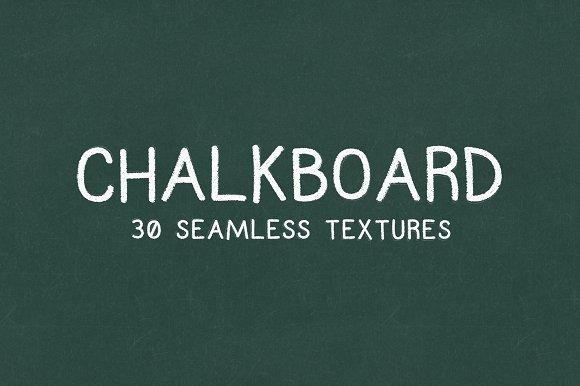 Seamless Chalkboard Textures